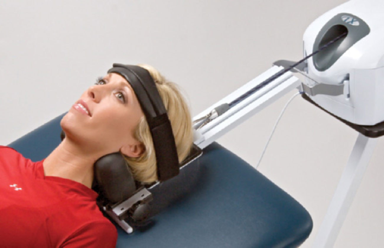 neck decompression machine