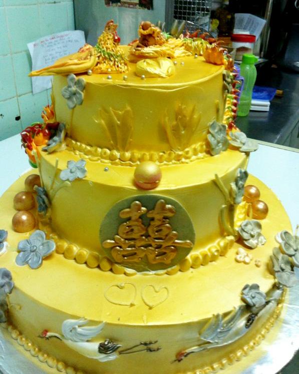 Tiered Wedding Cakes Singapore