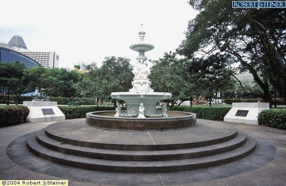 Esplanade Park, Tan Kim Seng Fountain