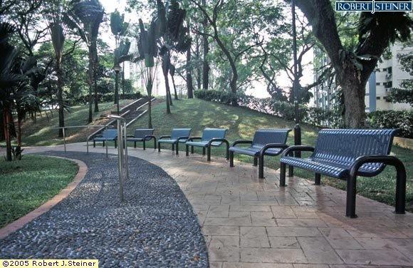 Henderson Park, Foot Reflexology