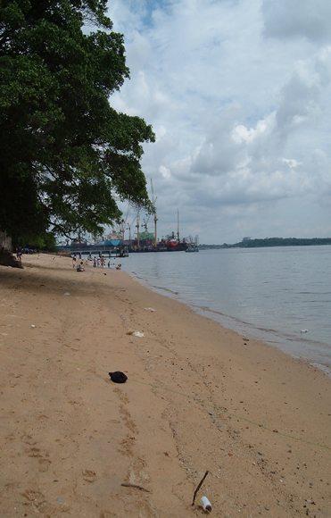 Sembawang Beach