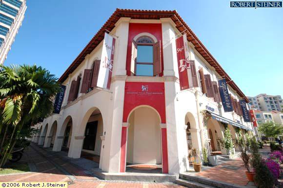 Singapore Tyler Print Institute