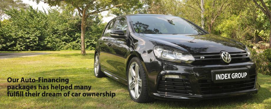 Auto Financing - Auto