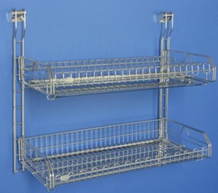 ... Wall Mounted Dish Rack Size 550 X. Kitchen