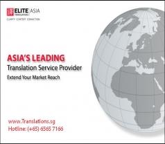 Elite Translations Asia Pte Ltd Photos