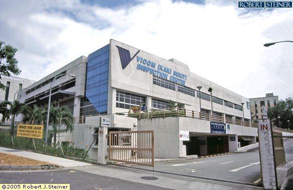 Vicom Inspection Centre (Kaki Bukit)