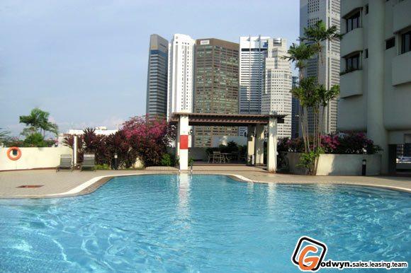 Riverwalk Apartments Image Singapore