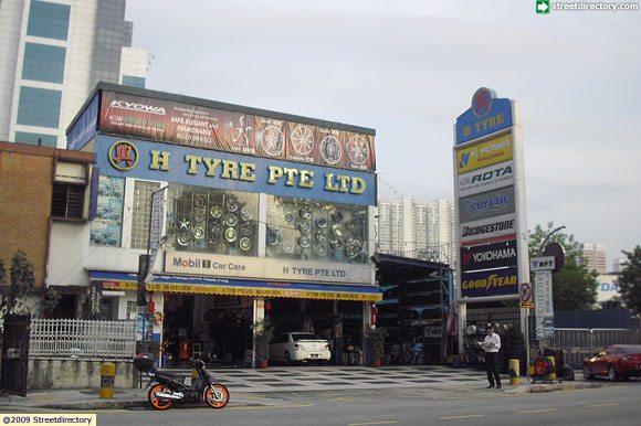 H Tyre