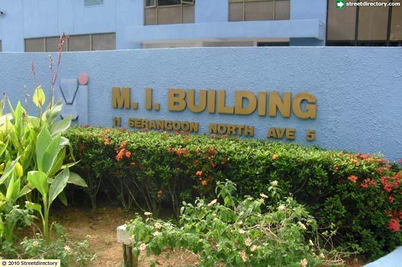M.I Building